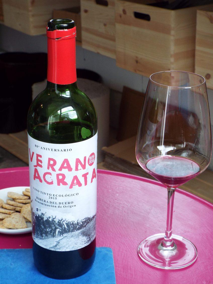 Verano Ácrata – der Wein zur Revolution