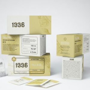 Kräutertee »1336 Lindenblüte«