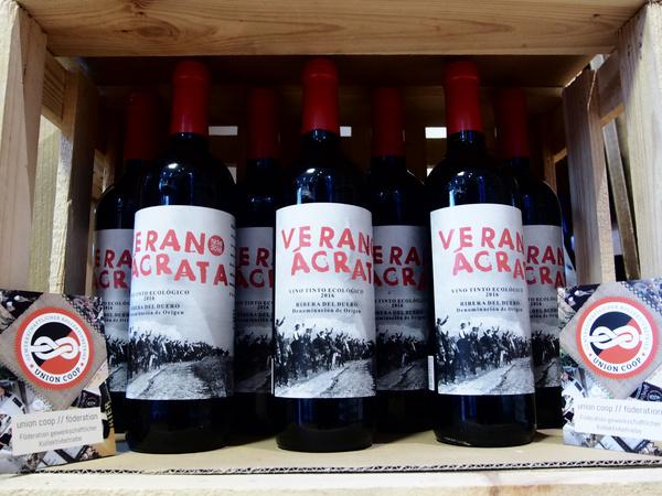 Verano Ácrata – ein Wein für den langen Sommer der Anarchie
