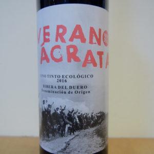 Rotwein »Verano Ácrata 2016« [0,75l-Flasche]