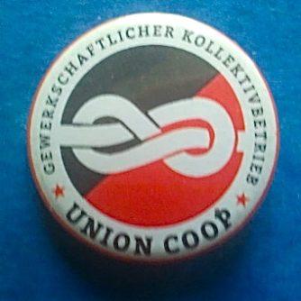 Button »Union Coop«