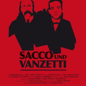 Filmposter »Sacco und Vanzetti«