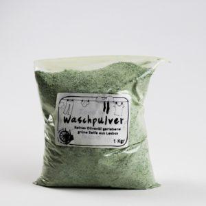 Handwaschpulver – grün