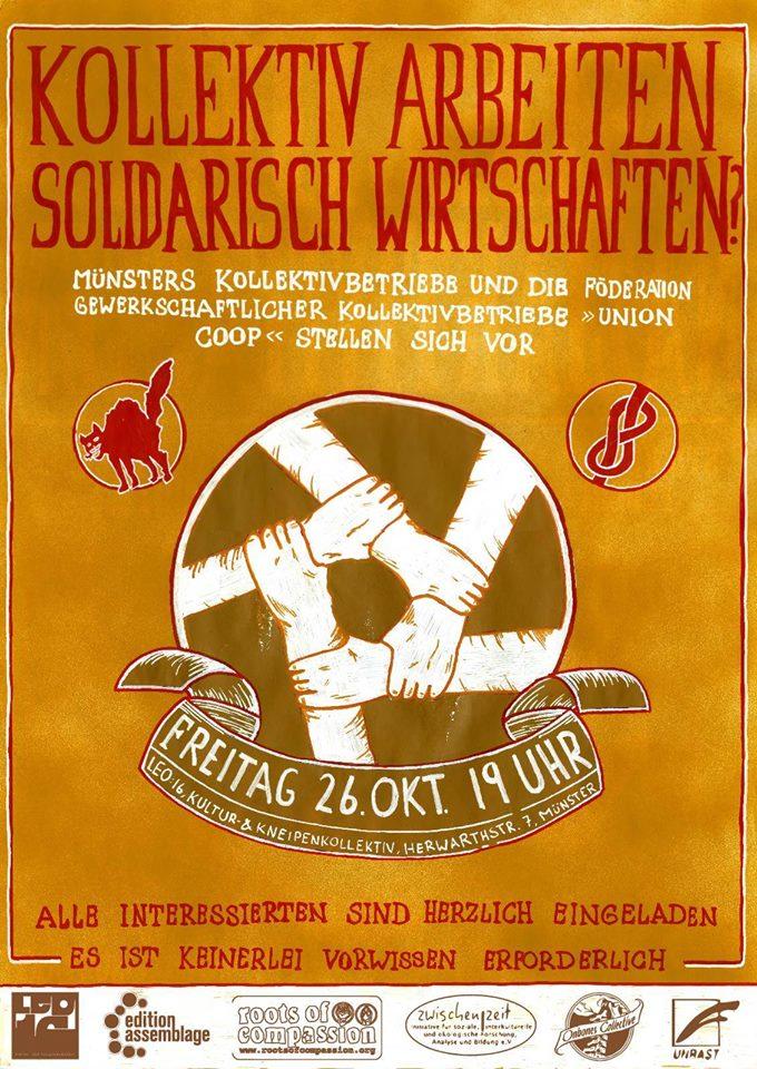 Kollektiv arbeiten – solidarisch wirtschaften?