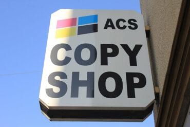 Bonn: Kollektiv »ACS Copy Service« geht an den Start!