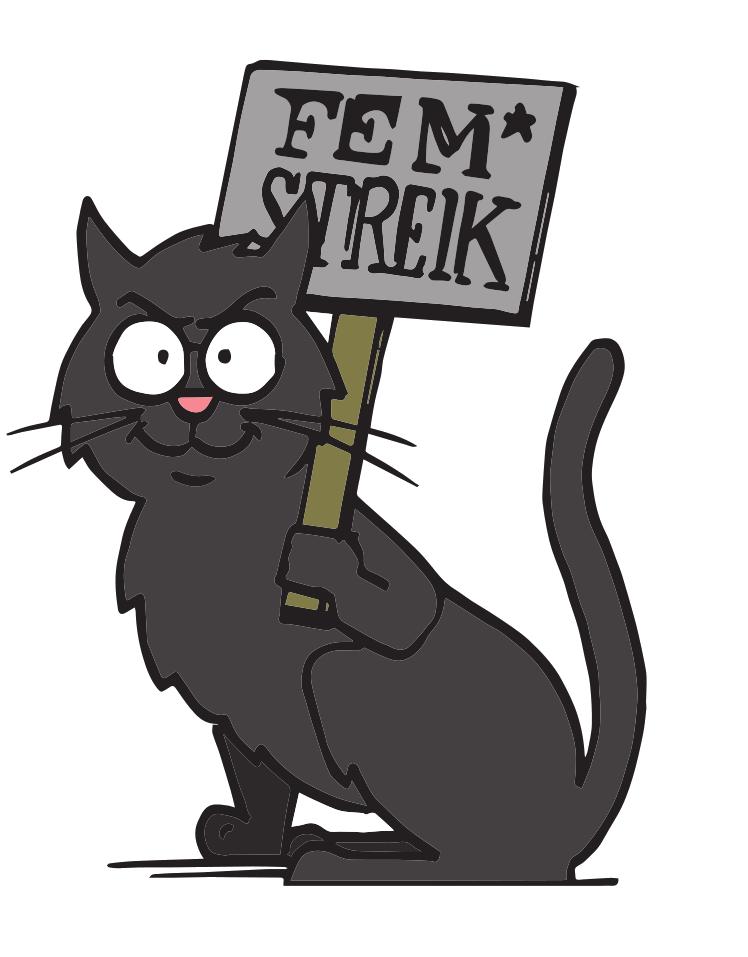 Aufruf: Schließen wir die Kollektivbetriebe am 8. März! Leisten wir unseren Beitrag zum FemStreik!