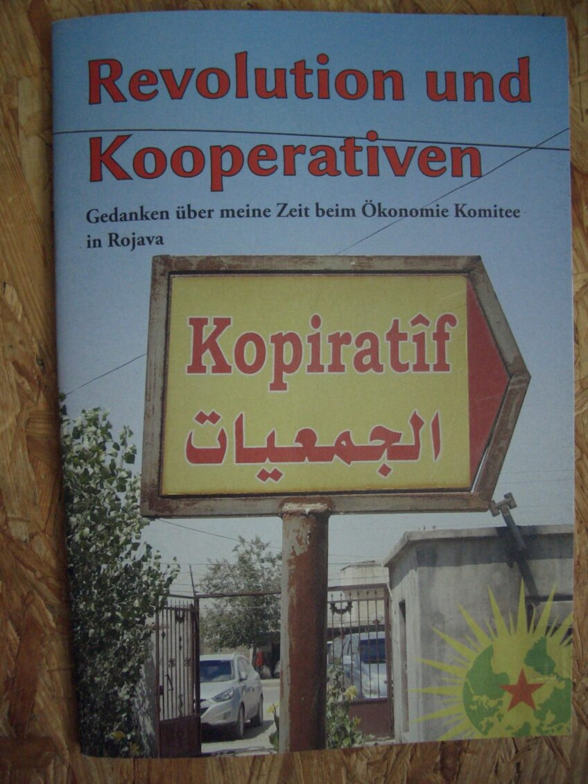 Neue Broschüre: »Kooperativen und Revolution«